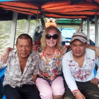 On the Saigon River
